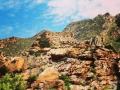 Swellendam hiking trail.