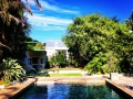 Prince Albert | The Swartberg Hotel pool.