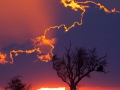 Another breathtaking South African sunset.