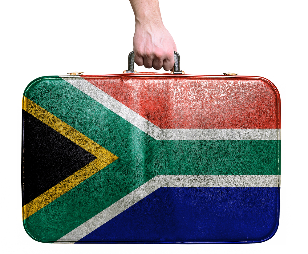 Image of South African Temporary Residence