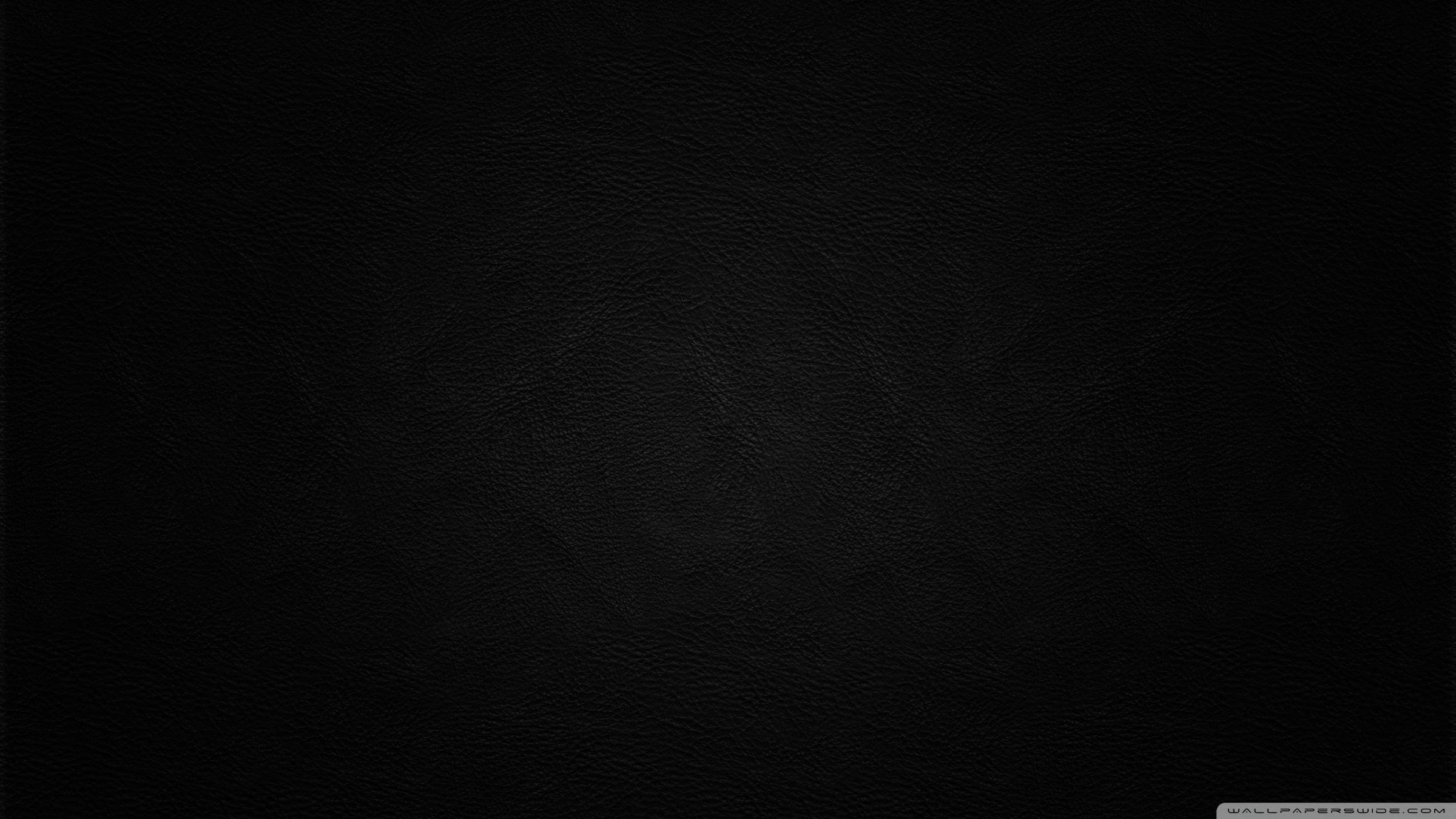 Black Background Leather Wallpaper 2400x1350 Savisas Com