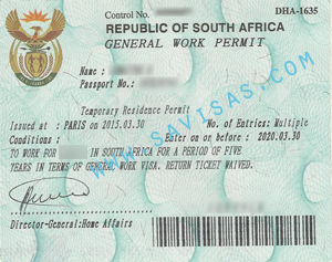 Working Visa To South Africa 118