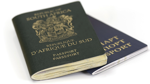 South Africa visa applications