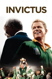 Image of Invictus movie poster