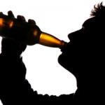 Image of drunken driver - South African visa application