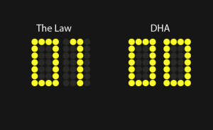 South African Law Vs DHA