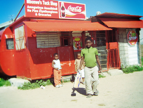 South African Spaza Shops and foreign competition