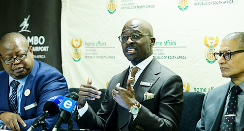 South Africa's Visa Rules