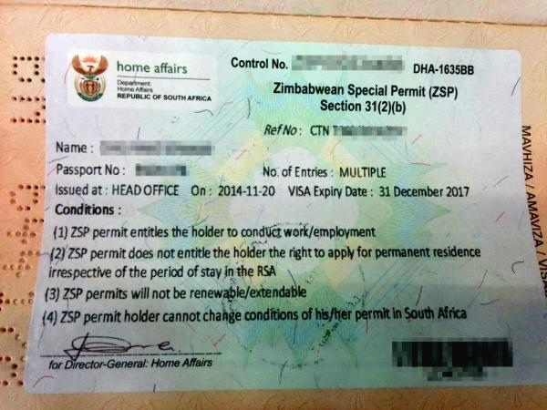 What Are The Zimbabwean Exemption Permit Requirements Savisas